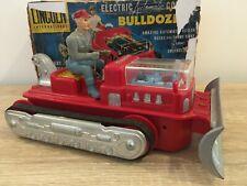 Lincoln Intl Eléctrico Control Automático Con Pilas Bulldozer en muy buena condición