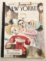 The New Yorker Mag Senator John McCain March 17, 2008 080819nonrh