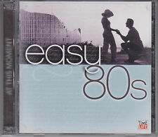 TIME LIFE Easy 80s AT THIS MOMENT Various Artists 2 CD Abba Billy Vera & Beaters