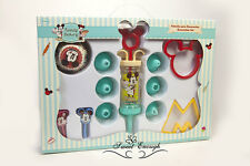 Mickey baking gift set cookie cutters cake decoration topper Cupcake Chocolate