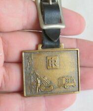 IR Equipment Fob Pocket Watch Jewelry Vintage Construction (BB311)