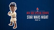 Mookie Betts Boston Red Sox Jedi Star Wars Bobblehead Bobble Head SGA 5-4-17