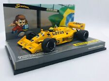 Minichamps 1/43 Lotus Renault 99T A.Senna 1987 #12 ASC No.31 540431502