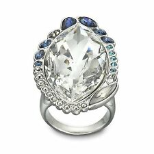 NWT WOMANS SWAROVSKI STUNNING PASTEL RING SIZE 6/US article 1110440 Compare $220
