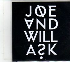 (DS142) Joe & Will Ask, Rainbow Trout / Man The Cannons - 2010 DJ CD