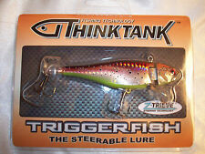 Think Tank Triggerfish The Steerable Lure 194A Holographic