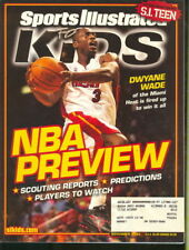 2005 Sports Illustrated for Kids w/Cards: Ben Gordon