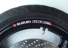 Suzuki Gsxr Rueda Llanta pegatinas Gsx R 400 600 750 1000