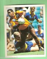 1994  BALMAIN  TIGERS SELECT RUGBY LEAGUE  STICKER #10  PAUL DAVIS