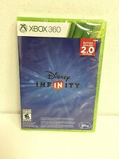 NEW Disney Infinity 2.0 Xbox360 GAME ONLY Marvel Super Heroes NO FIGURES OR BASE