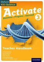 Activate 3: Teacher Handbook by Broadley, Simon|Matthews, Mark|Stutt, Victoria|T