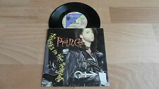 """PRINCE - THIEVES IN THE TEMPLE (RARE UK  7"""" SINGLE - 1990) LOOK!"""