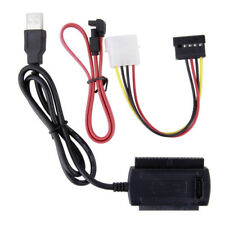 SATA/PATA/IDE Drive to USB 2.0 Adapter Converter Cable For 2.5 / 3.5 Inch