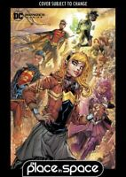 YOUNG JUSTICE, VOL. 3 #8B - MEYERS CARDSTOCK VARIANT (WK37)