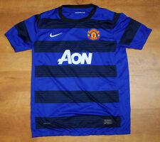 Nike Manchester United 2011/2012 away shirt (Size XLB/S)