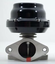TIAL SPORT 38MM BLACK EXTERNAL WASTEGATE EWG WITH 7PSI 0.5BAR SPRING F38 38 MM