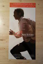 Locandina Film 12 ANNI SCHIAVO (2013) Poster Movie Originale Cinema 33x70