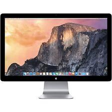 "27"" AppleThunderbold Display 27"" Widescreen Monitor A1407 MC914LL/A- A Grade"