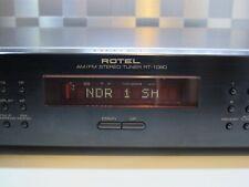 Rotel RT-1080 RDS Tuner in Schwarz  SRN!: 061-2441087
