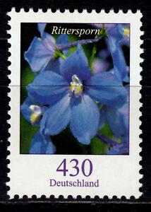Bund 2435 R **, Rollenmarke mit Nr., 430 C. Freimarke Blumen