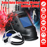 Extra Large View Pro Solar Welding Helmet Auto Darkening Welder Mask 4 Sensors