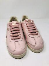 ladies Pink Puma Roma size UK 5