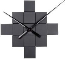 Karlsson DIY Cubic Wall Clock - Black