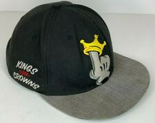 Trukfit Authentic Collection Kings Lose Crowns 2R Hand Embroidered Snapback Cap