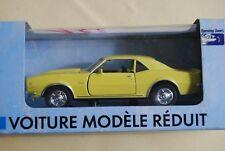 chevrolet camaro Z28 1968 1/43