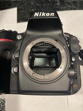 Nikon D800 36.3Mp Digital Slr Camera - Black with Af-S Nikkor 24-120mm zoom