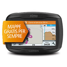 NAVIGATORE PORTATILE GPS GARMIN ZUMO 345 LM EUROPA MOTO APRILIA BMW DUCATI HONDA