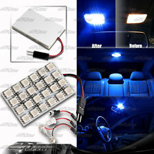 T10/Festoon/BA9S12 SMD BLUE LED Interior Dome / Map Light Bulb Panel For MAZDA
