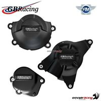 Set completo protezione carter motore GBRacing per Yamaha YZF R6 2006>