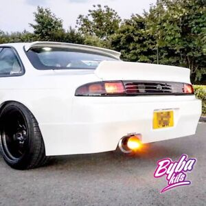Rear Bumper RB style fit to Nissan 200sx S14a S14