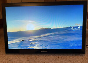 "Samsung 19"" HD TV Model UE19F4000AW"