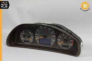 00-03 Mercedes W208 CLK430 CLK320 Instrument Cluster Speedometer 2085405711 233k