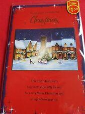 Al por mayor Tarjetas de Navidad-Navidad carollers cantando en la ciudad