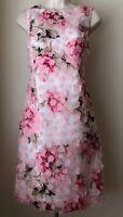 KARL LAGERFELD PARIS Hydrangea Applique Floral Lace Sheath Dress NWT