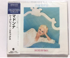 Madonna WPCR-1513 secret remixes japan press w/obi Brand new