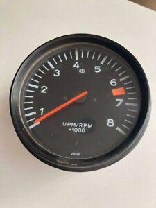 genuine porsche 911 dash gauge tachometer instrument 911.641.301.29 TESTED