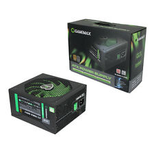 Game Max GM800 ATX 800w Modular APFC 85 Plus Gaming PSU 8x Sata /2x 6+2 Pin PCIe