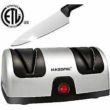 Kasonic 2-Stage Electric Knife Sharpener