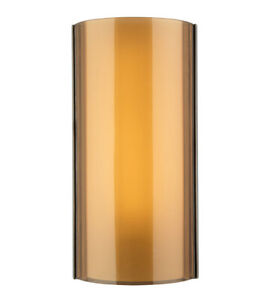 Jaxon LED 3 inch Antique Bronze Wall Sconce Wall Light