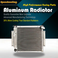3 ROW ALUMINUM RADIATOR FOR INTERNATIONAL SCOUT II TRUCK PICKUP 1970-1981