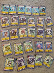 Digimon 1999 Card Game Bundle