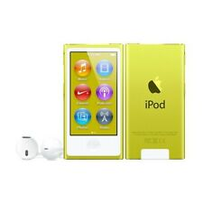 >> Apple iPod nano 7th & 8th Generation Yellow (16GB) Player 90days Warranty <<
