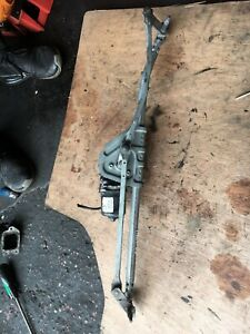 BMW MINI COOPER D 1.6 DIESEL R56 FRONT WIPER MOTOR WITH LINKAGE 53555304 06-09.