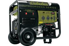 100163R- 9000/11,250w Champion Generator, Remote Start - REFURBISHED