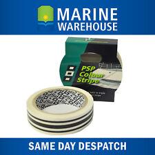 Black Triple Pinstripe Vinyl Decorative Boat Tape - PSP Marine 19mm X 10m 1953tb