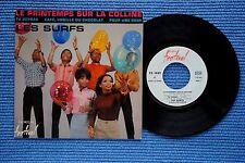 LES SURFS / EP FESTIVAL FX 1432 M / LABEL 2 / BIEM 1965 ( F )
